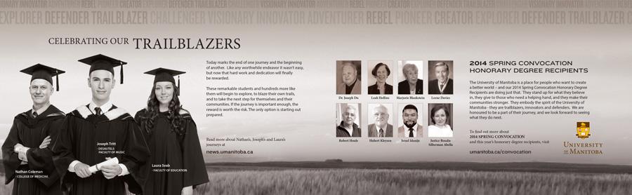 University Of Manitoba Convocation Ian Mccausland