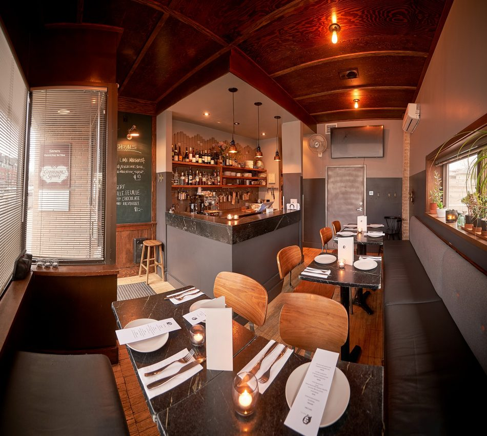 interior of Close.co photographed by Ian McCausland