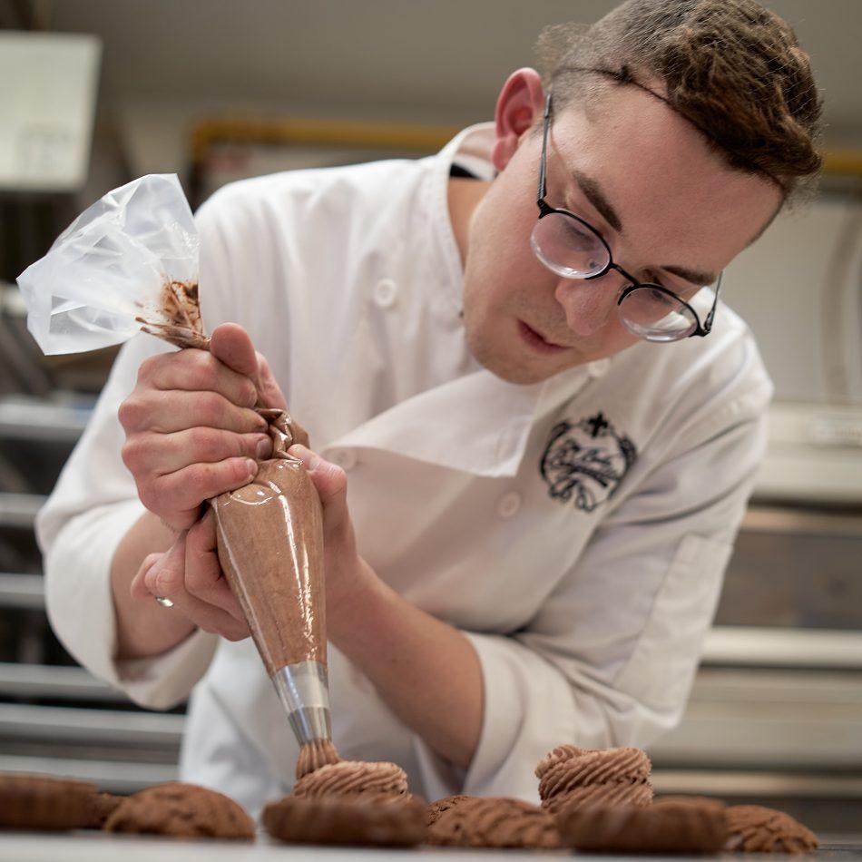 Chef Alix Loiselle of La Belle Baguette