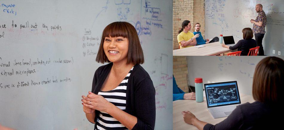 Software developers, member of New Media Manitoba